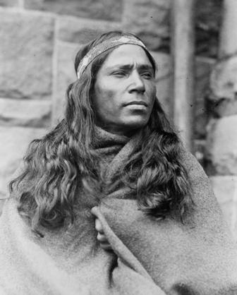 An Indian healer